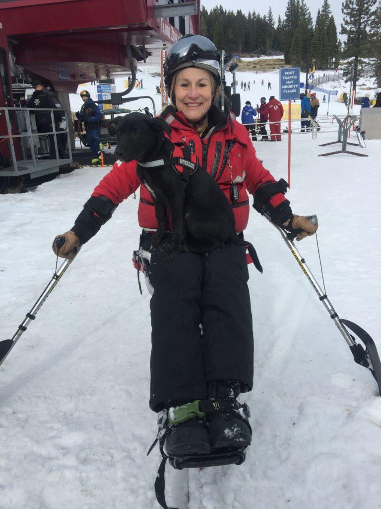 Taking a Ski Break w/ Kona