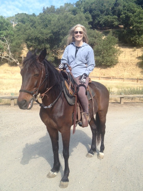 Karen Horseback Gem
