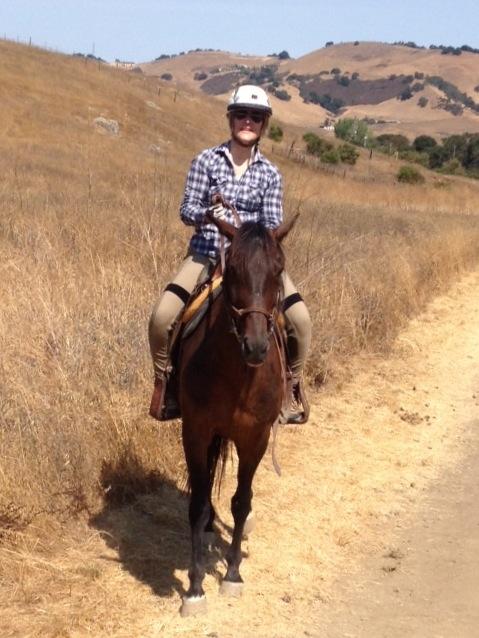 riding calero